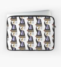 Catch you on the flippity flip Laptop Sleeve