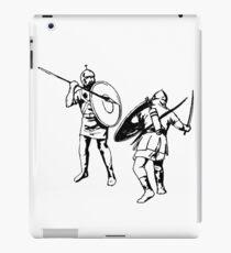 Biblical Battle iPad Case/Skin