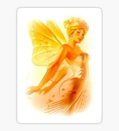 Blonde Fairy Sticker