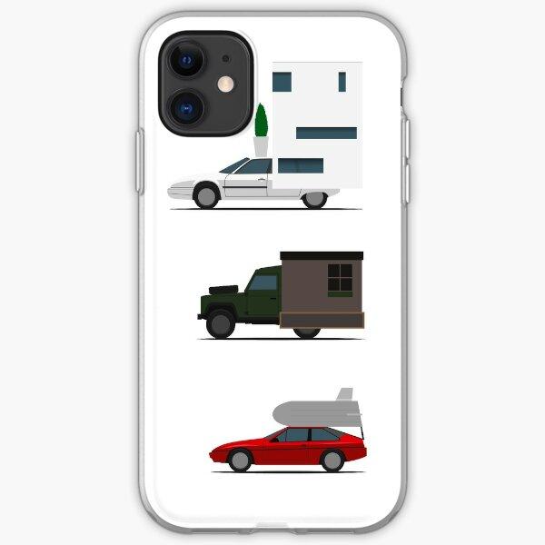 Motorhome challenge iPhone Soft Case