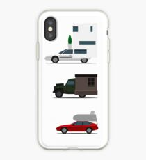 Motorhome challenge iPhone Case