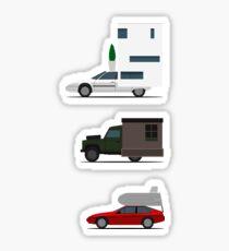 Motorhome challenge Sticker