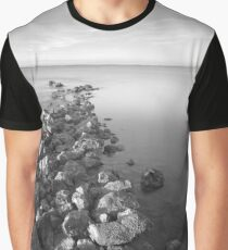 Tenby Point - Western Port Bay Graphic T-Shirt