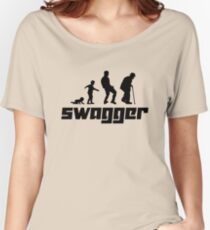 Swagger Women's Relaxed Fit T-Shirt