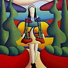 The irish Dancer by Alan Kenny