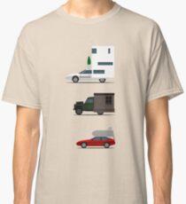 Camiseta clásica Desafío autocaravana