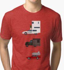 Motorhome challenge Tri-blend T-Shirt