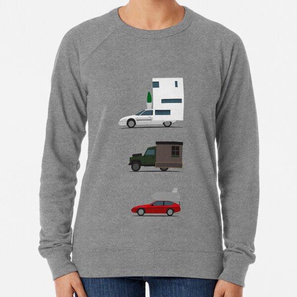 Motorhome challenge Lightweight Sweatshirt