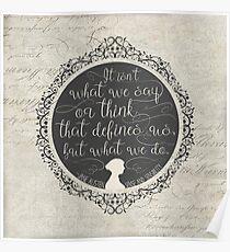 Jane Austen: Posters | Redbubble