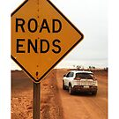 AU_Road ends by kelliejane