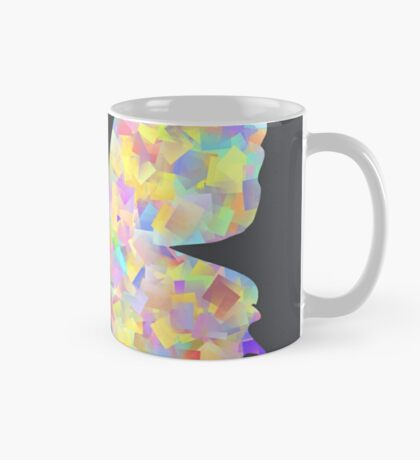 Pastel Motley Butterfly Mug