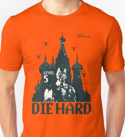 Die Hard... Level 5! T-Shirt