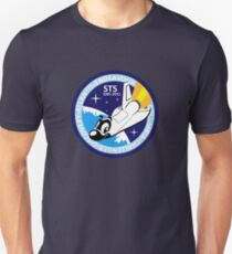 Space shuttle adventures - mission patch T-Shirt