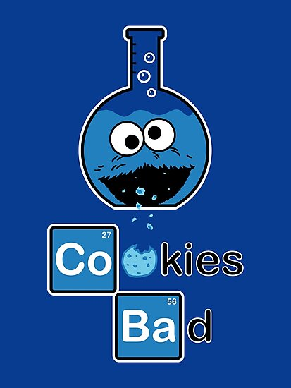 Cookies Bad! by loku