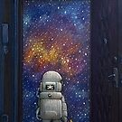 Universe at Your Door by illustore
