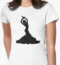 Flamenco woman T-Shirt