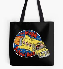 The Magic School Bus Tote Bag