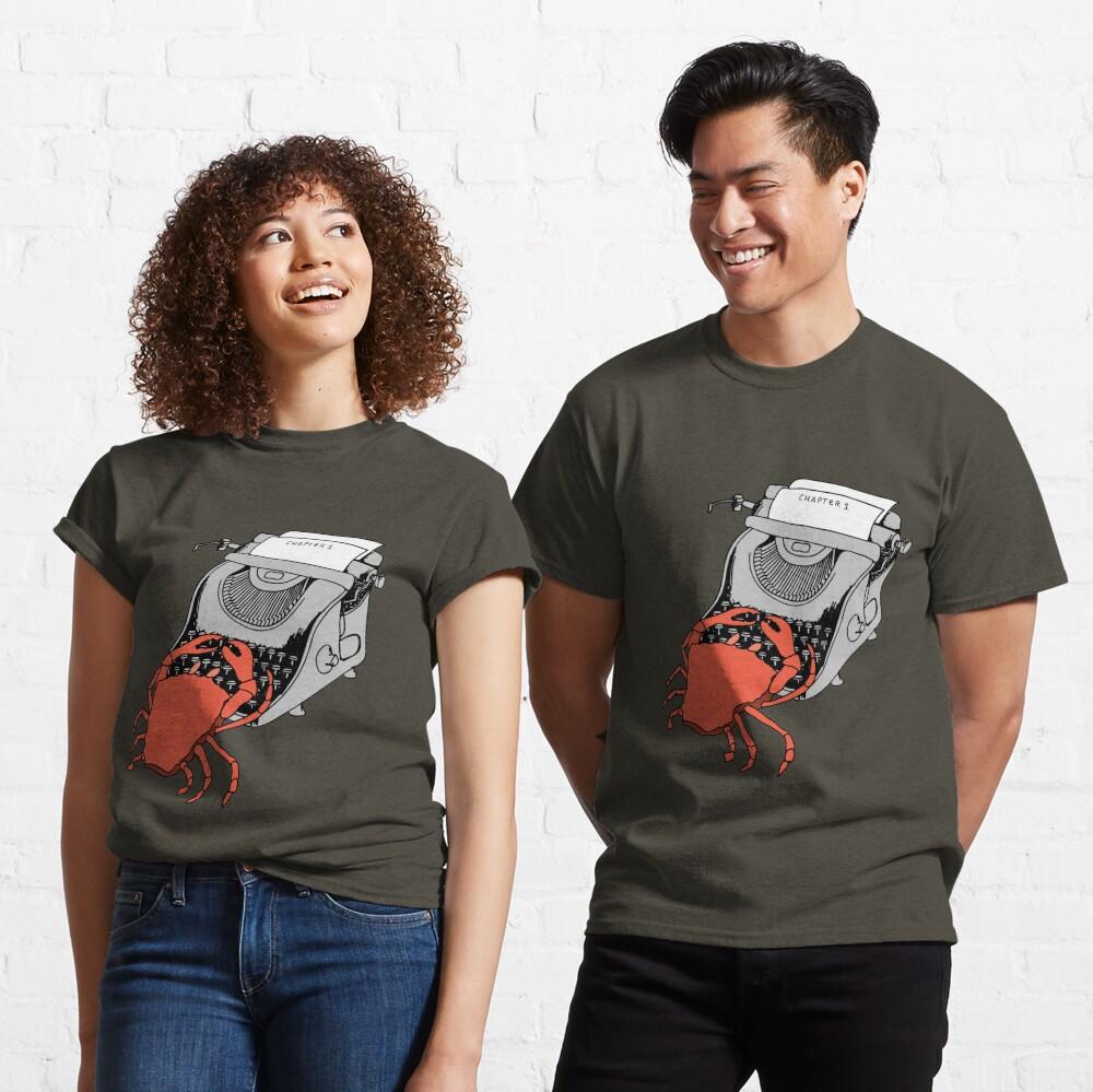 Crab Writer Classic T-Shirt