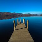 Ulswater Lake district by Robert  Taylor