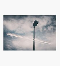 Fiat Lux Photographic Print