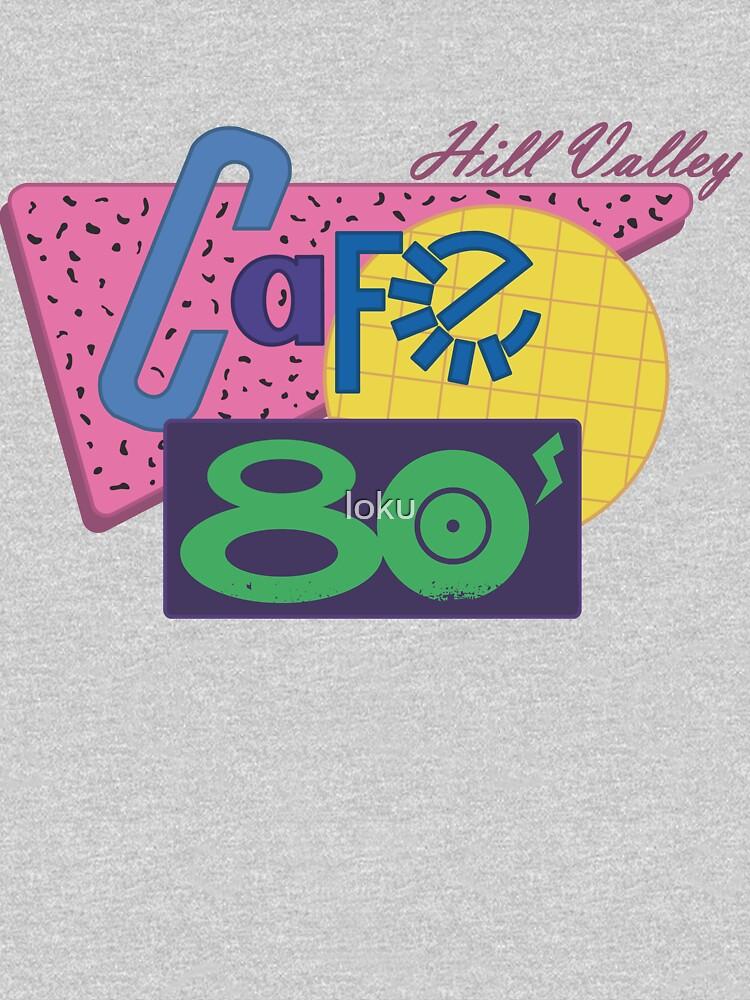 Cafe 80s | Unisex T-Shirt