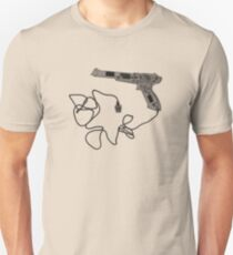Nintendo Zapper - X-Ray T-Shirt