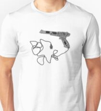 Nintendo Zapper - X-Ray T-Shirt