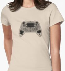 XBox One Controller - X-Ray Womens Fitted T-Shirt