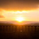 Ribblehead viaduct by Robert  Taylor