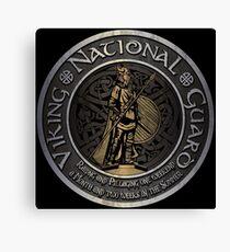 Viking National Guard  Canvas Print
