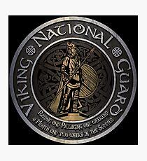 Viking National Guard  Photographic Print