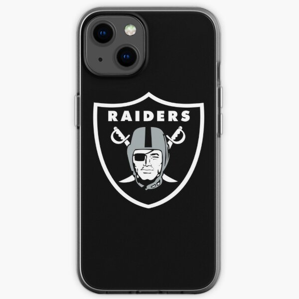 the Raiders iPhone Soft Case