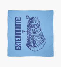 EXTERMINATE! (With Caption) Scarf
