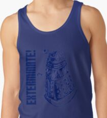 EXTERMINATE! (With Caption) Tank Top