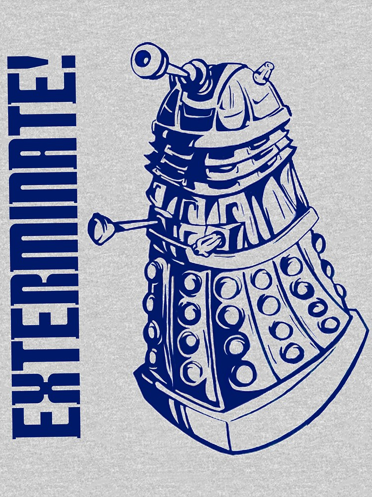 EXTERMINATE! (With Caption) by AlexBowman314