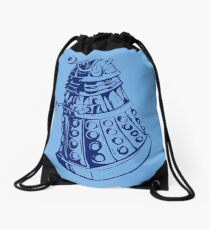 EXTERMINATE! Drawstring Bag