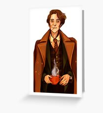 Remus Lupin Greeting Card