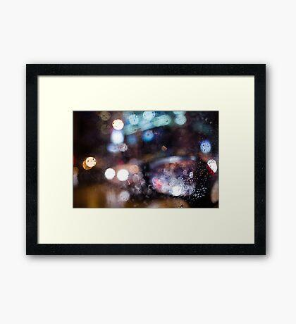 dance of light Framed Print