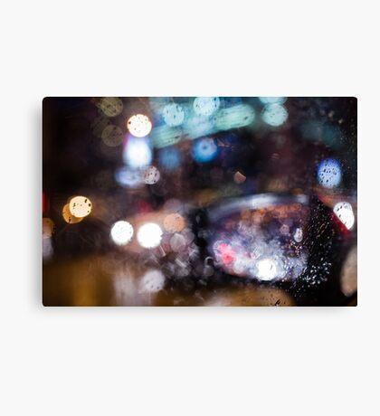dance of light Canvas Print