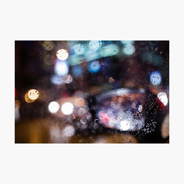 dance of light Photographic Print