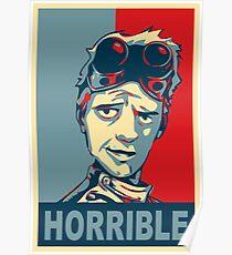 HORRIBLE PROPAGANDA Poster