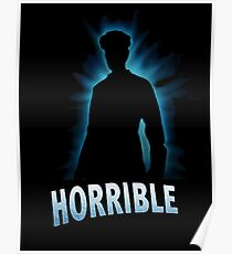 Horrible Shadow Poster