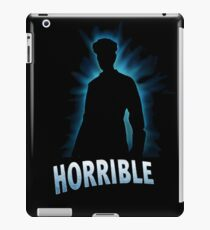 Horrible Shadow iPad Case/Skin