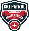 WINTER PARK COLORADO Skiing Ski Patrol Mountain Art by MyHandmadeSigns