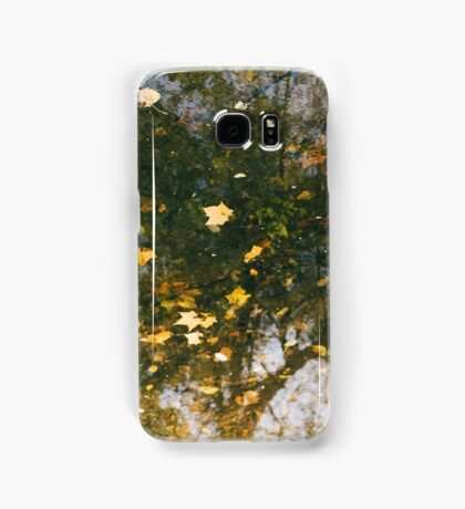 Autumn Reflection Samsung Galaxy Case/Skin
