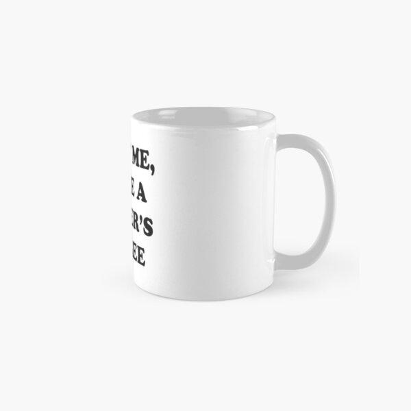 trust me i have a master's degree Classic Mug