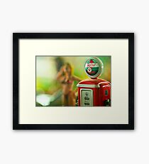 The Fifties Framed Print