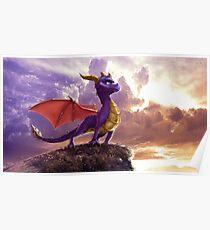 Spyro Poster