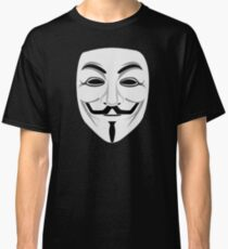 Guy Fawkes Classic T-Shirt