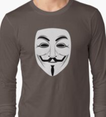 Guy Fawkes Long Sleeve T-Shirt